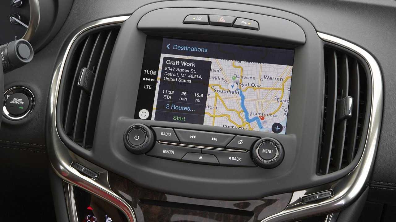 Apple CarPlay pode ser atualizado