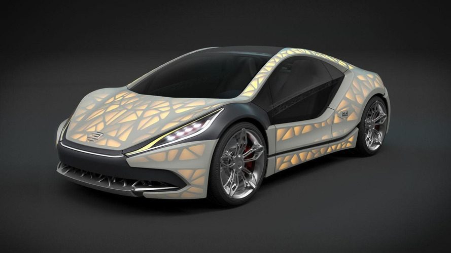 EDAG Light Cocoon concept announced for Geneva