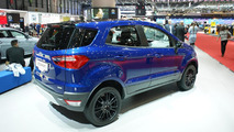 Ford EcoSport facelift at 2015 Geneva Motor Show