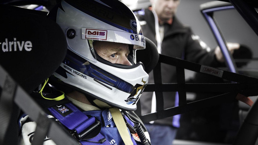 Subaru shows Mark Higgins' record setting lap at the Isle of Man [video]