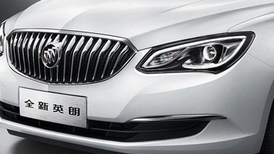 Buick previews China-only 2015 Excelle, will heavily influence new Opel Astra / Buick Verano