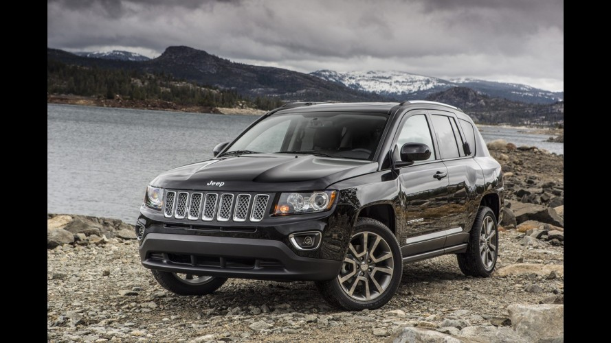 Chrysler chama 630 mil veículos da Jeep para recall global