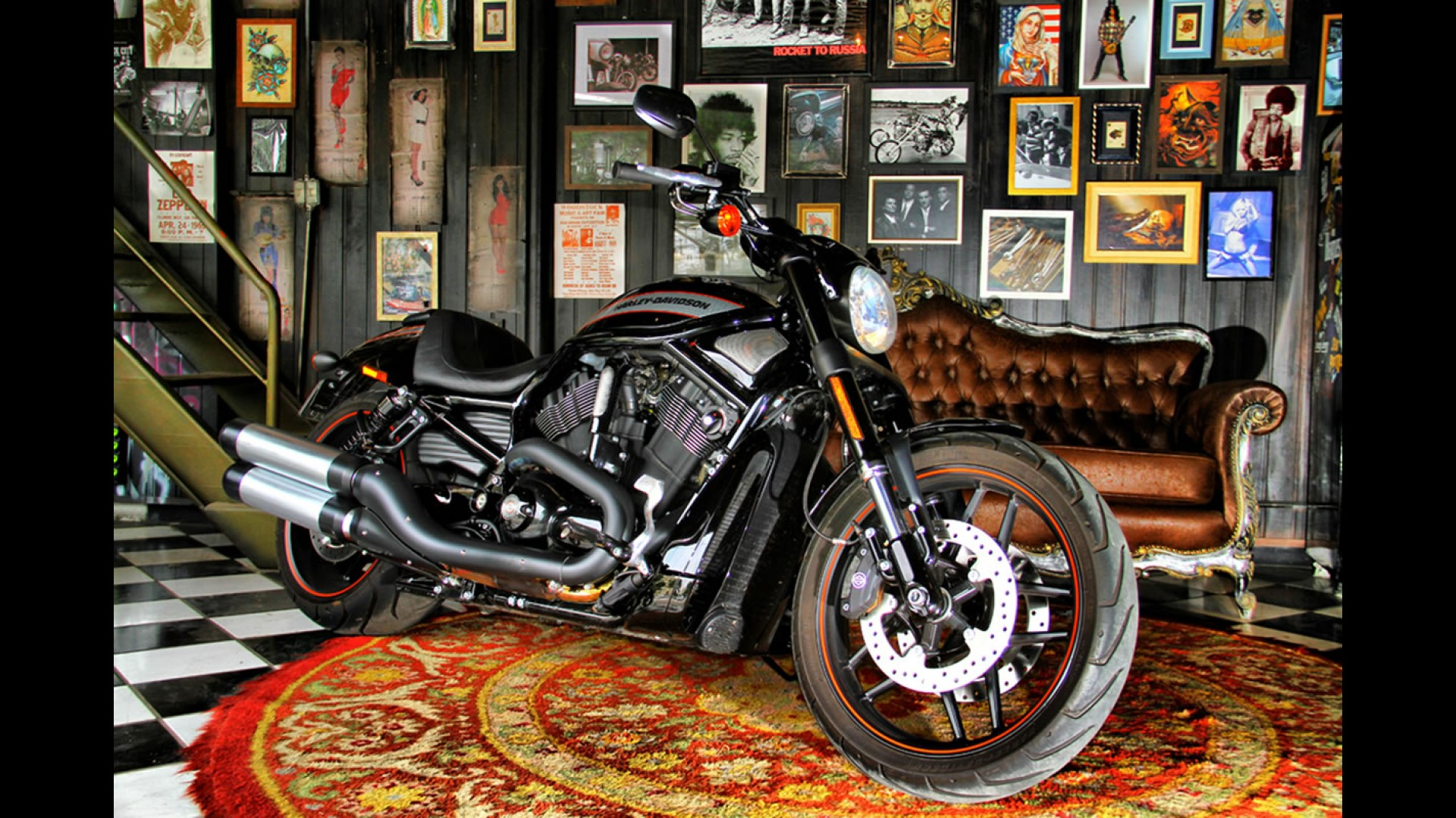 Avaliacao Harley Davidson Night Rod E O Lado Negro Da Forca