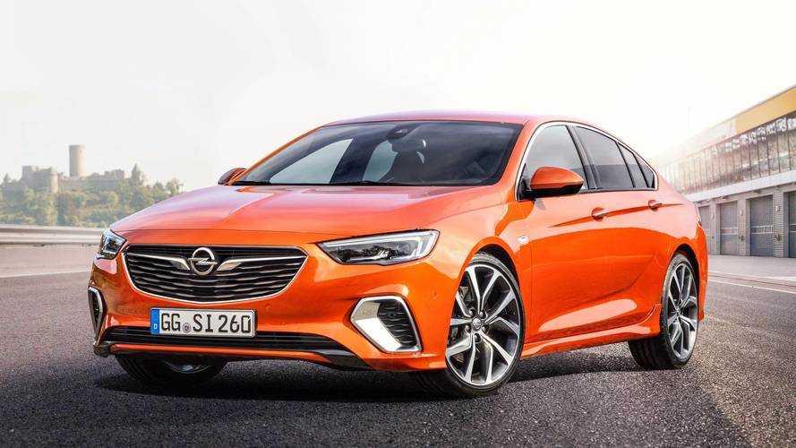 La puissante Opel Insignia GSi arrive en France