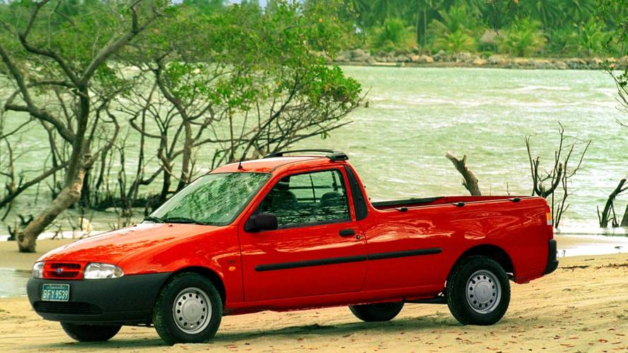 Ford Courier (1997 to 2013)