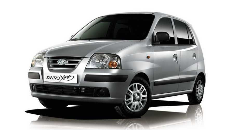 Hyundai reviverá batismo Santro em compacto rival do Kwid