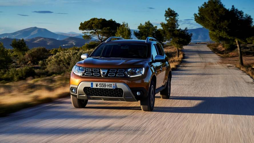 le dacia duster augmente la puissance de son diesel 1 5 dci. Black Bedroom Furniture Sets. Home Design Ideas