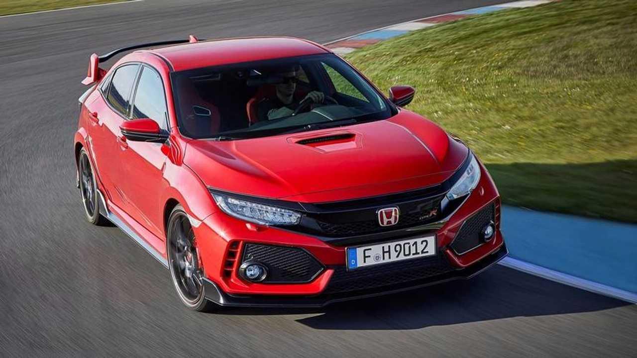 Catégorie Performance - Honda Civic Type R
