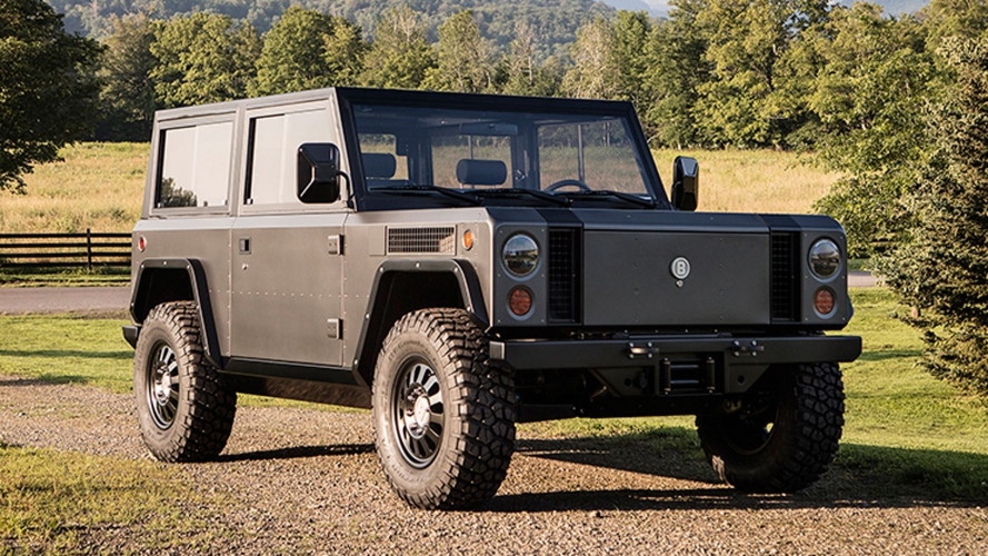 [Copertina] - Bollinger B1, una (mini) Tesla dell'off-road