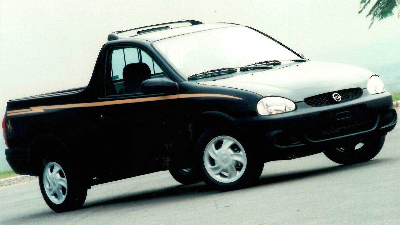 Chevrolet picape Corsa