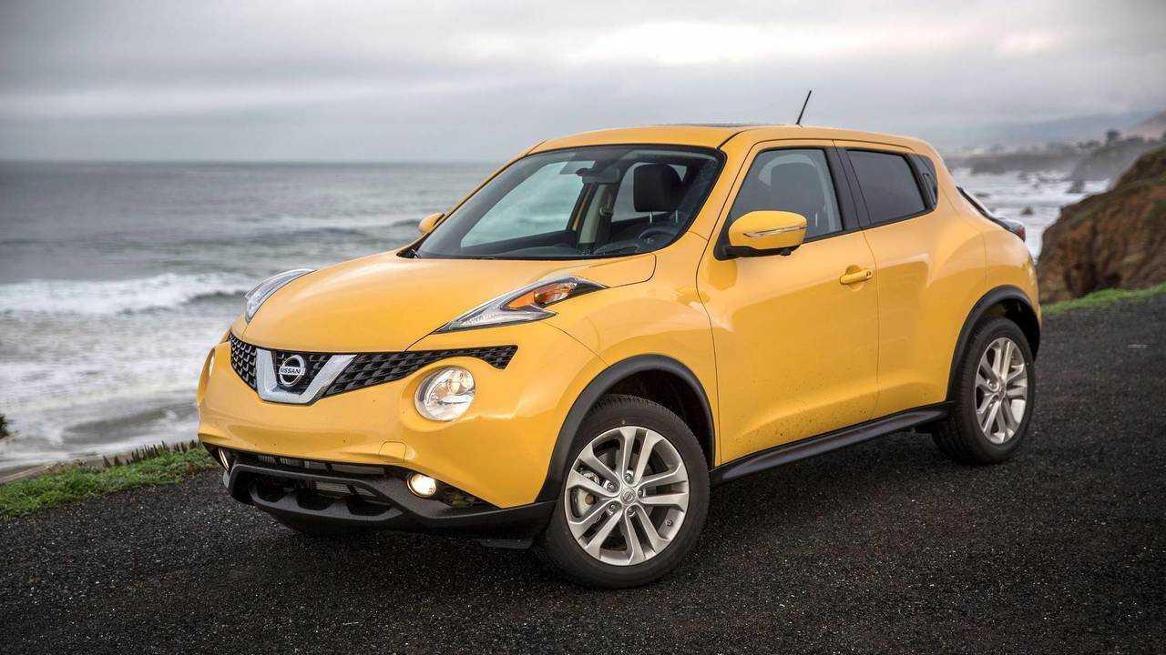 13. Nissan Juke