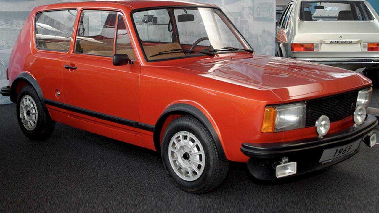 1969 VW EA 276 concept