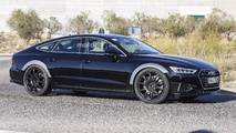 2019 Audi RS7 Sportback spy photos