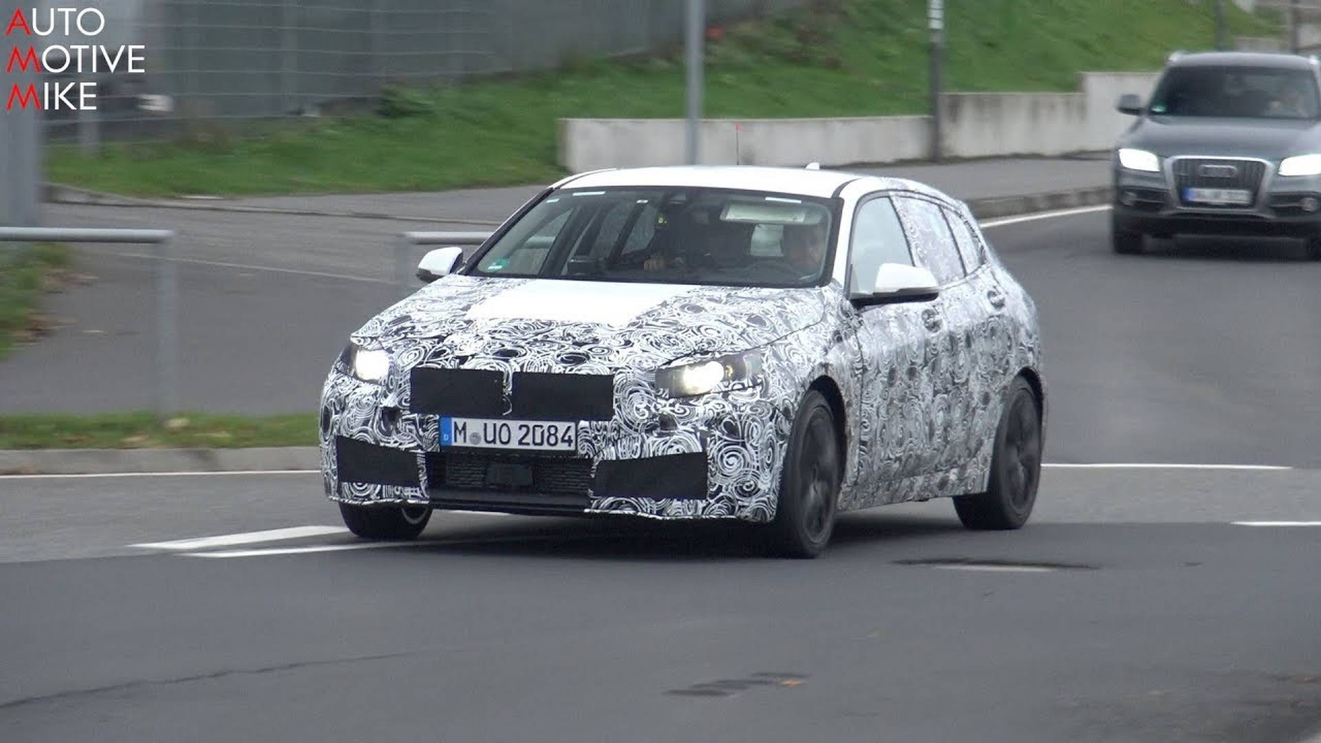 2020 BMW M140i Specs, Redesign And Release Date >> Next Bmw M140i Spied Together With The Tail Happy Current Car