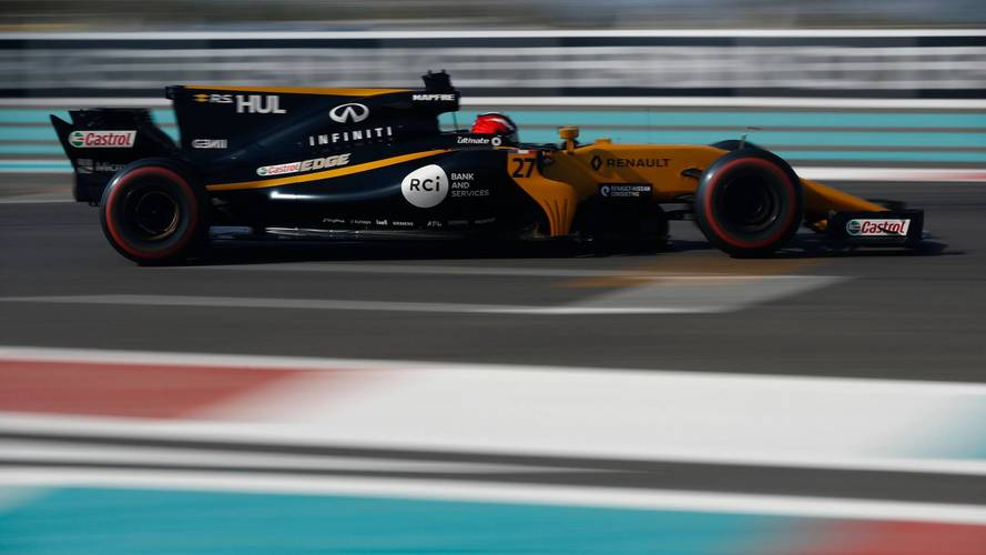 Shark Fins Banned From F1 For 2018