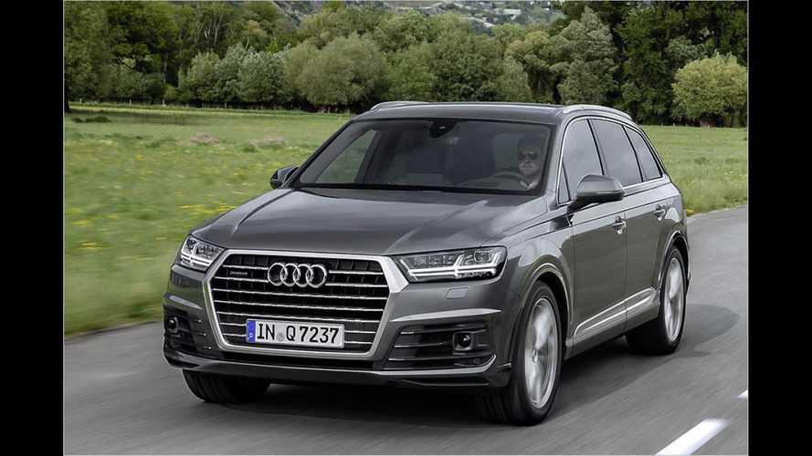 Die Audi-Lichtsignatur: Das LED-Tagfahrlicht vom A1 bis zum R8