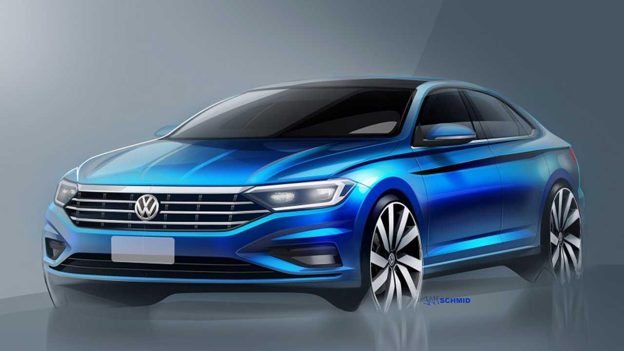 VW Jetta: Neu ab 2018