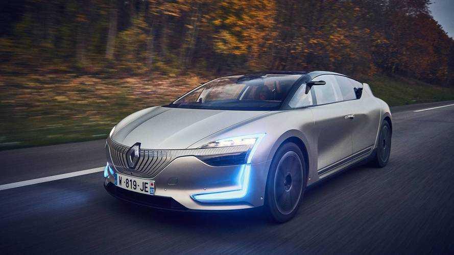 Renault Symbioz yollara çıktı