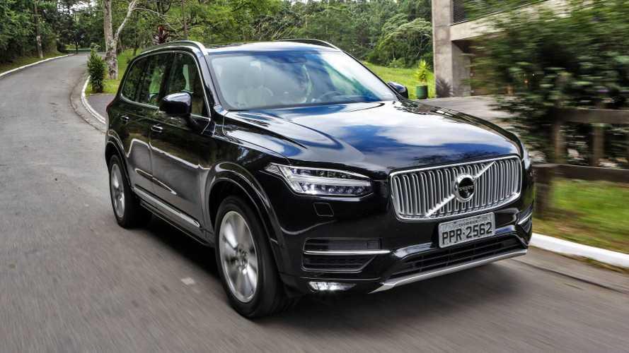 Vendas de SUVs/crossovers premium em setembro: Com XC90, Volvo lidera duas categorias