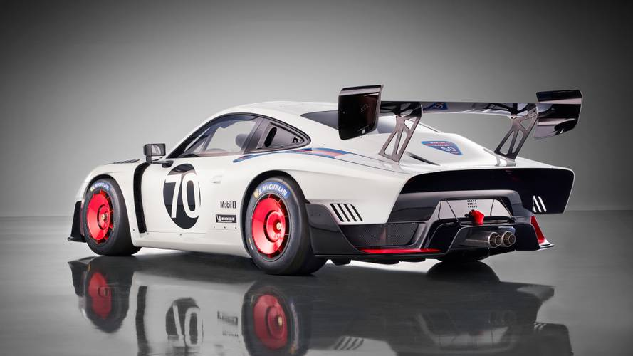 Das Heinie: Porsche 935 Revs Our Heart With Retro Cues, 700 HP