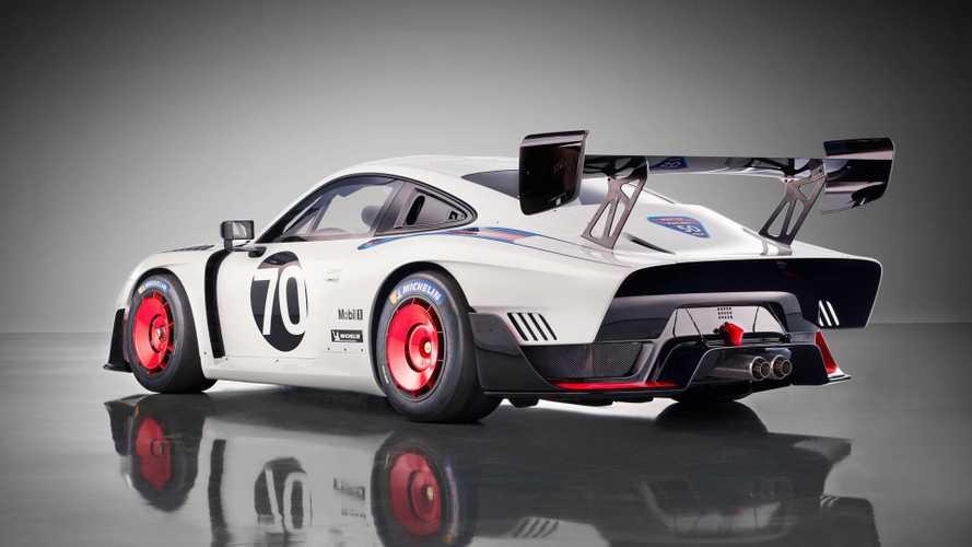 Porsche 935 возродили на базе 911 GR2 RS