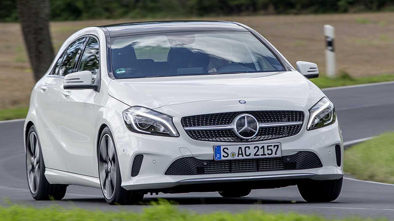 TÜV-Report 2019: Mercedes A-Klasse