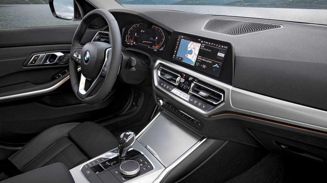 BMW 3er 2019 Modell Sport Line