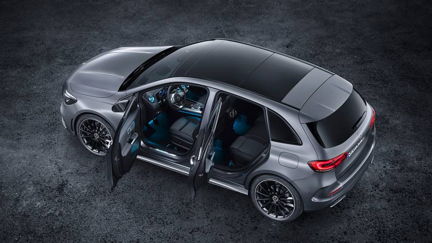 Precios Mercedes Clase B 2019: desde 33.375 euros