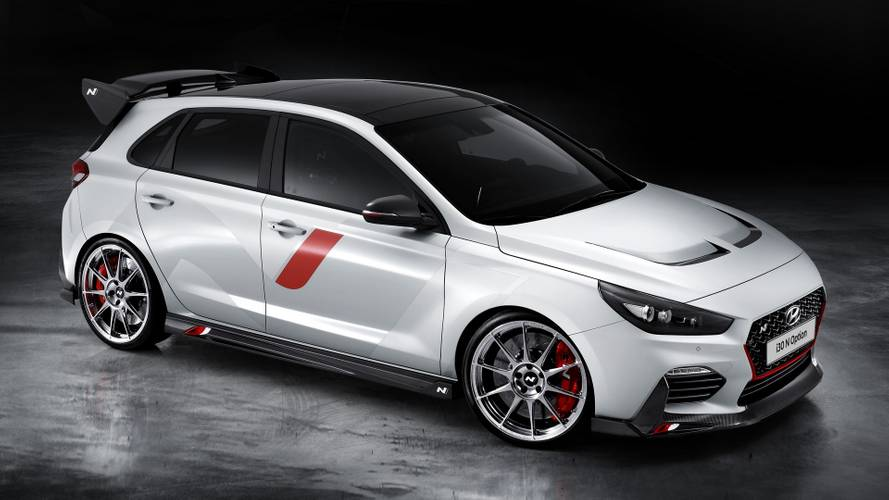 Hyundai i30 N With All-Wheel Drive Undergoing Testing
