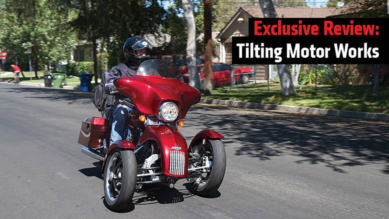 Exclusive Review: Tilting Motor Works