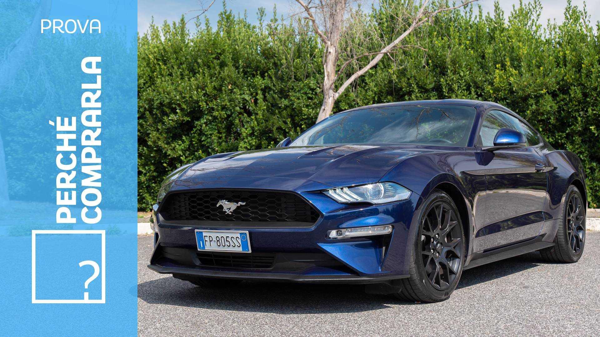 Pregi E Difetti Ford Mustang