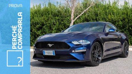 Ford Mustang (2018), perché comprarla... e perché no