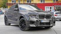 BMW X6 M 2019 Prototyp