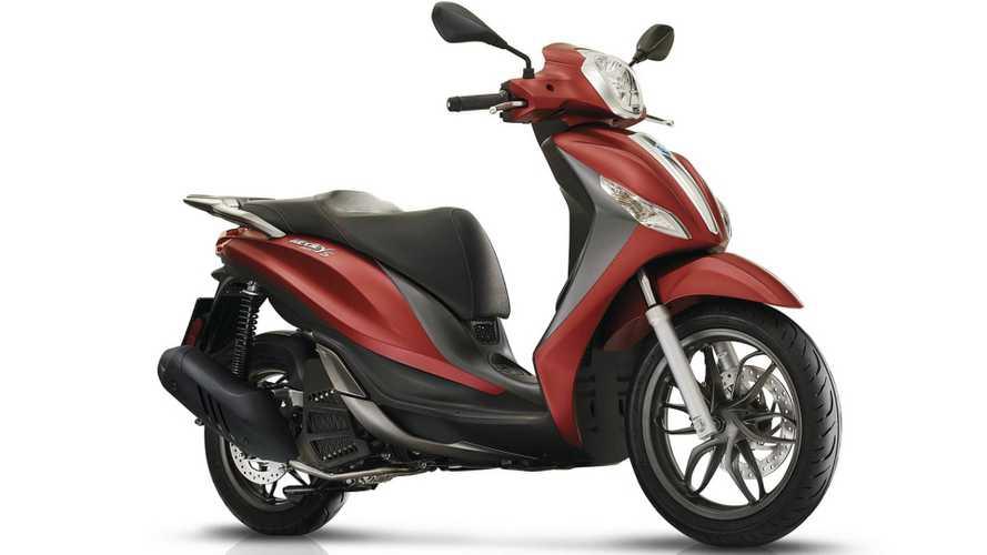 Piaggio presenta su nuevo scooter Medley 150