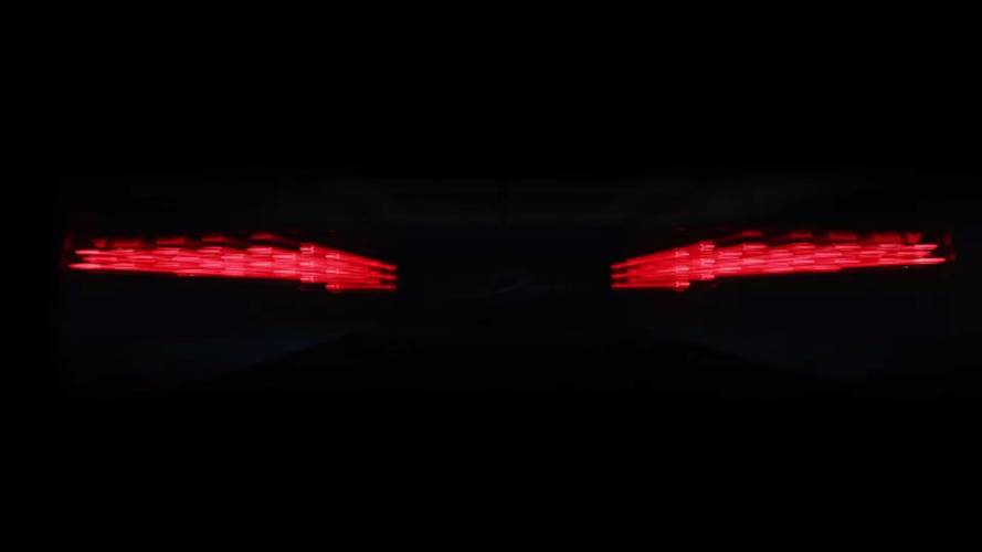 Bugatti Divo Reveals Taillight Graphics In Scary Teaser Video