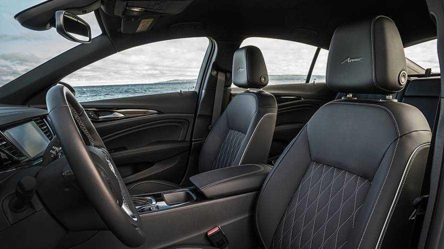 2019 Buick Regal Avenir