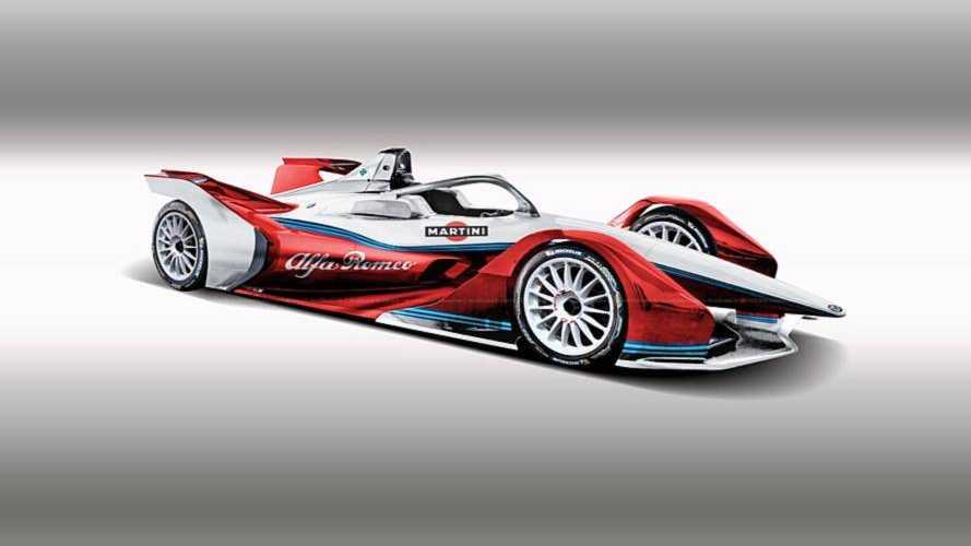 Formula E Renderings