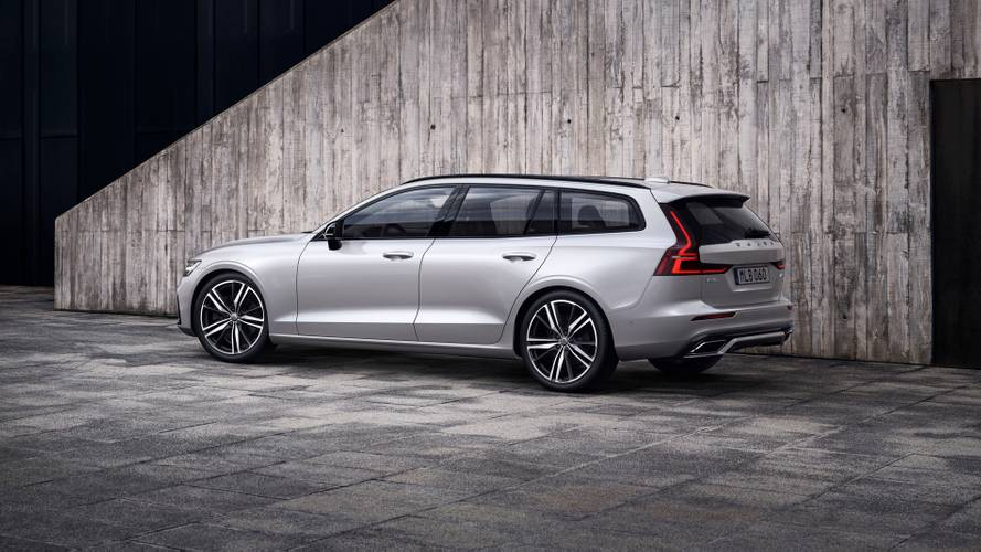 Volvo V60 estate range adds sporty models