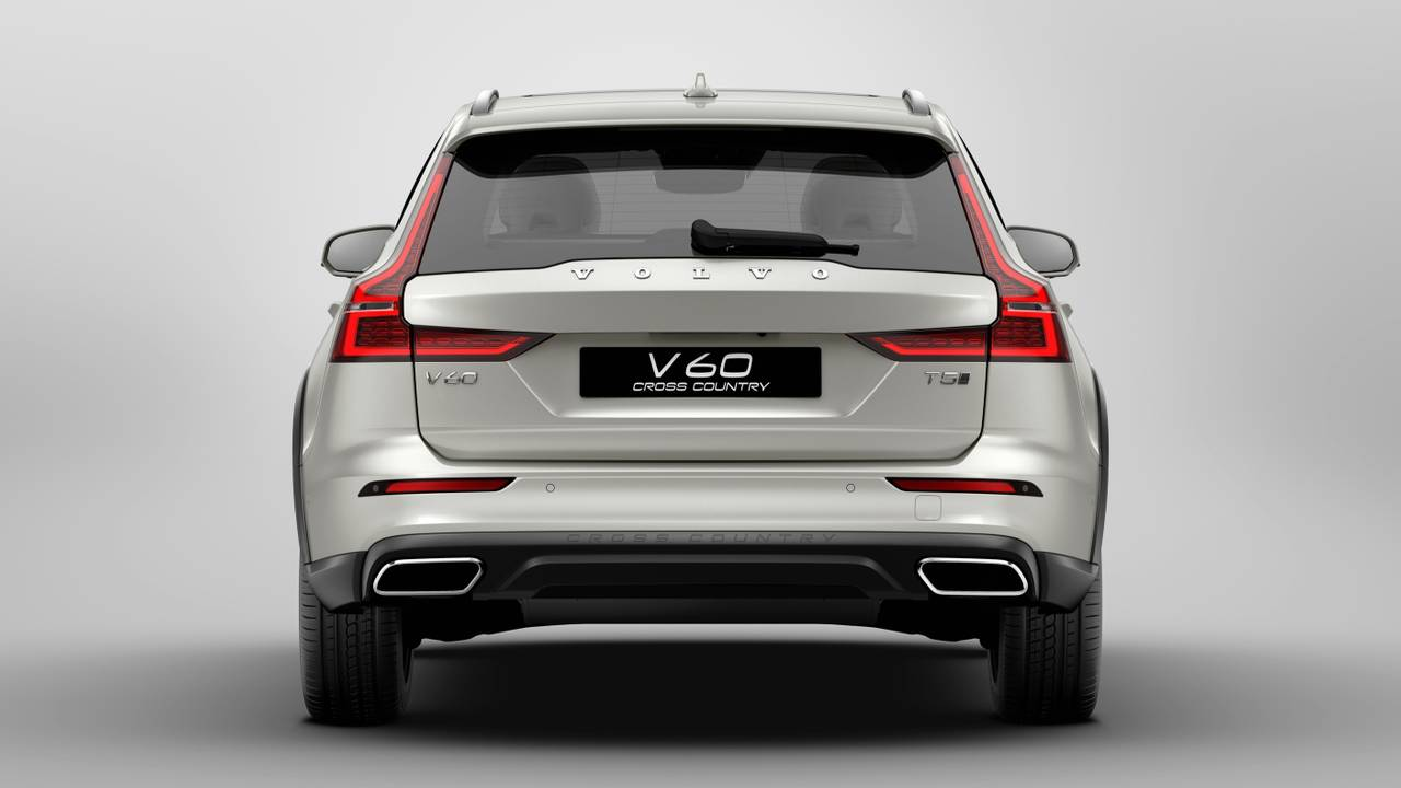 Volvo V60 vs. V60 Cross Country