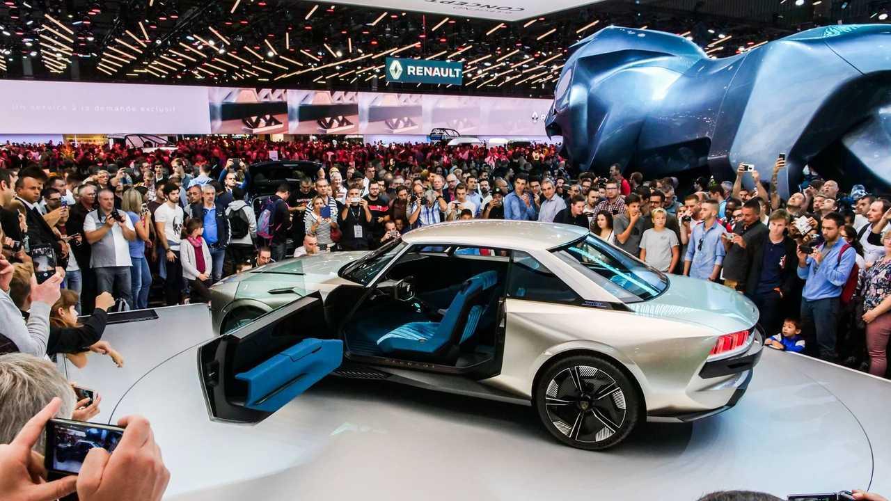Peugeot Mondial 2018