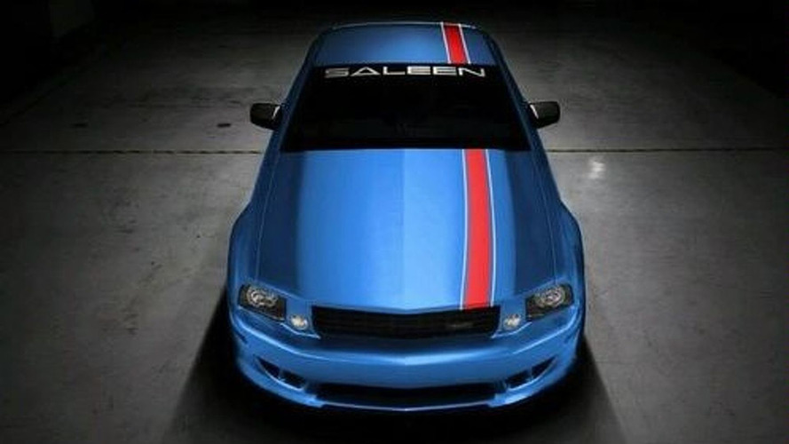 Saleen AF S281 Dedicated to Troops
