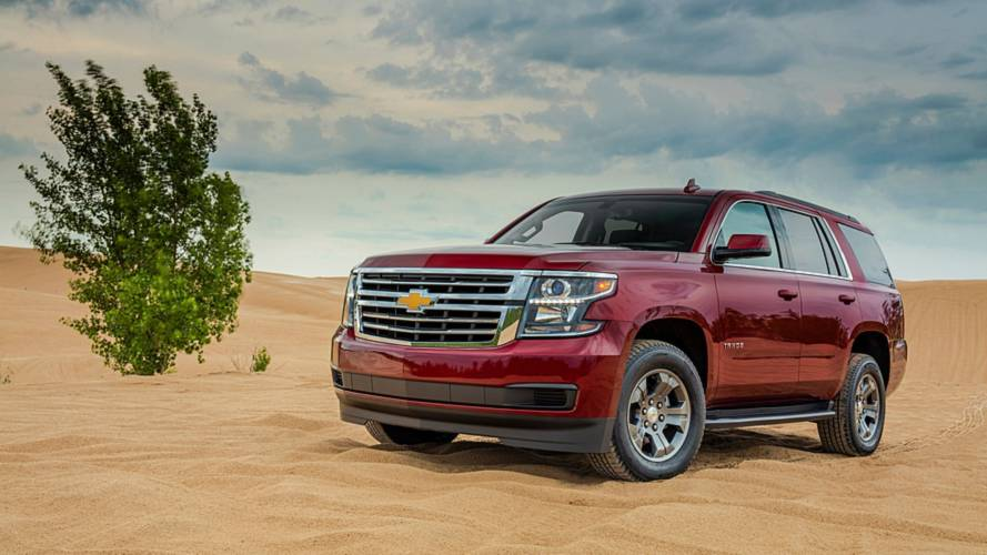 Chevy Tahoe October Deal Can Save You More Than $9,000