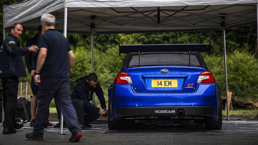 Subaru Time Attack Romania