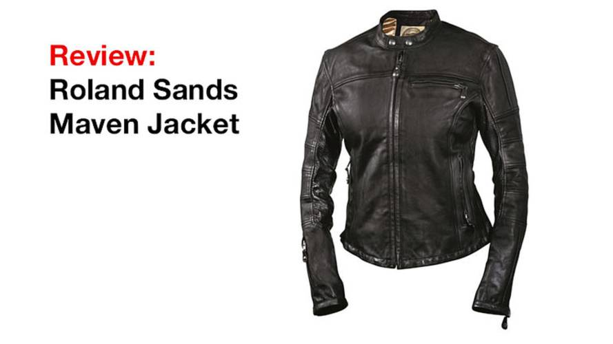 Roland Sands Maven Jacket Review