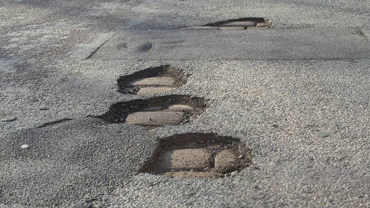 Potholes UK
