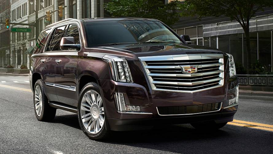 2020 Cadillac Escalade Could Have Three Engines, Including Plug-In