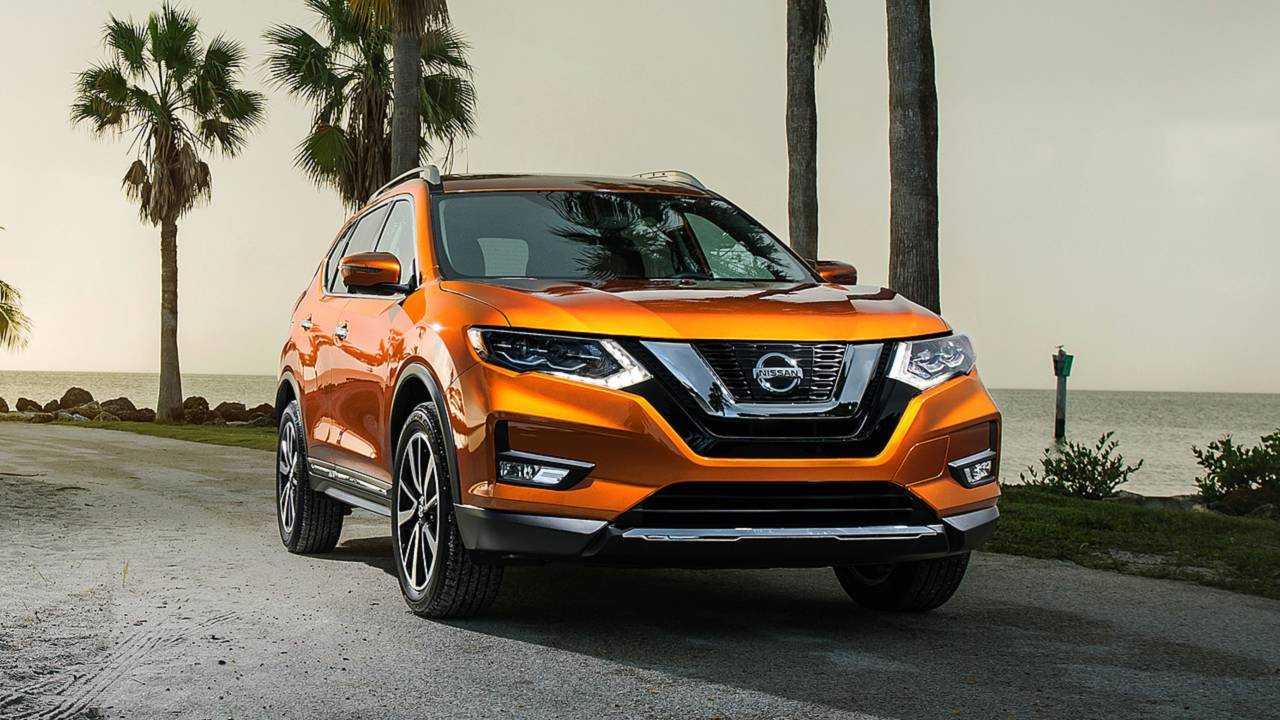4. Nissan Rogue – $5,155-$6,701