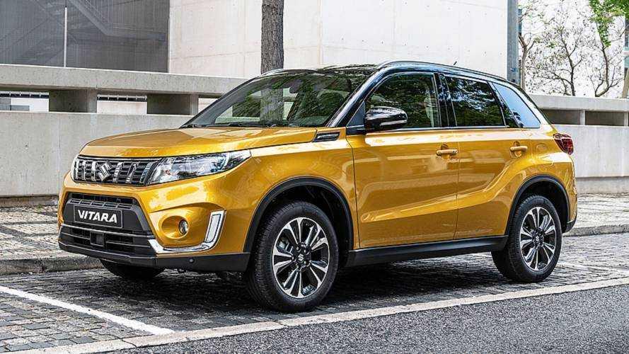 Suzuki Vitara 2018, i dettagli fanno la differenza