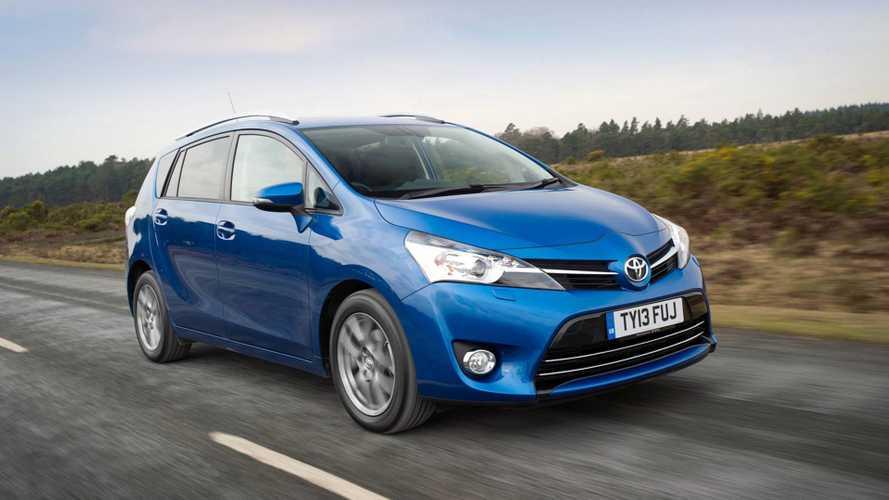 RIP Toyota Verso 2009 - 2018