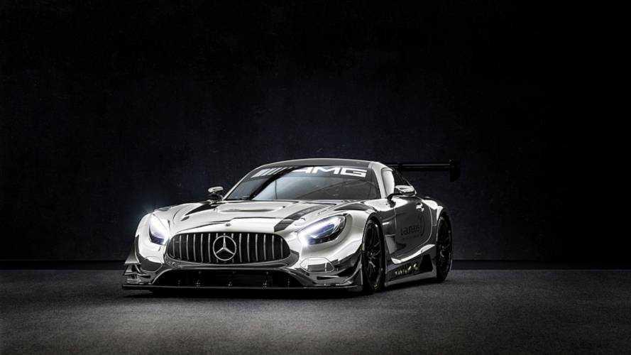 Este Mercedes-AMG GT3 se subasta por una buena causa